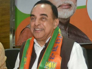 Congress Allegation On Bjp Mp Subramanian Swamy