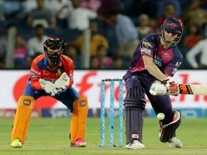 Steve Smith Ton Vain As Gujarat Lions Clinch Last Ball Thril