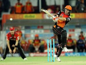 David Warner Leads Hyderabad Victory