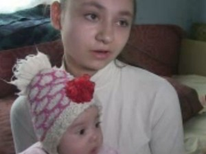 Pregnant At 15 The Teenage Mothers Romania