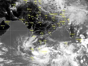 Rains Forecast Tn As Depression Set Cross Coast