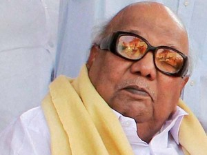 Facebook Post Ec Asks Explanation From Karunanidhi