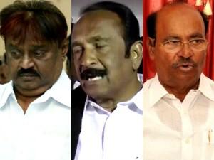 Dmk Admk Candidates Get Back Their Deposit Nellai Dt