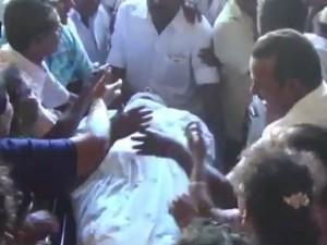 Newly Elected Aiadmk Mla Sm Seenivel Passes Away