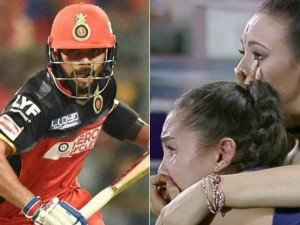 Ipl 2016 Cheerleaders Crying After Kkr S Loss