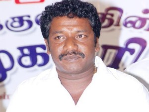 Karunas Change His Outfit As Political Party