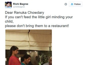 Tweeples Reaction On Renuka Chaudhary S Merciless Act