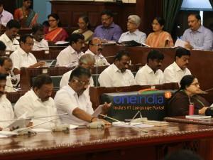 Seat Changes Media Inside Tamilnadu Assembly