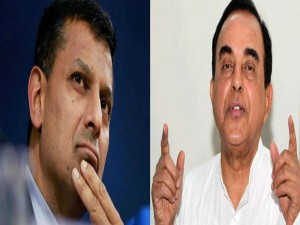 Subramanian Swamy Says Raghuram Rajan Realised