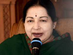 Jayalalithaa Get Angry Executive Meeting