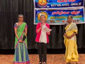 Two Tamil Girls Got Seal Biliteracy Us