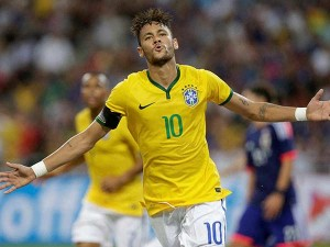 Brazil S Neymar Signs New 5 Year Contract With Barcelona