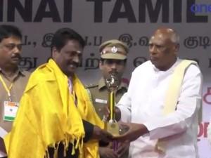 Governor Rosaiah Presented The Awards Ias Winners