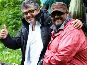 Ajith S New Film Shooting Started