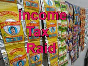In Raids Premises Pan Masala Gutka Factories Tamilnadu
