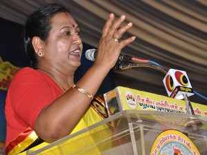 Premalatha Says Bribed Voters Are The Reason Her Party Defeat In The Polls