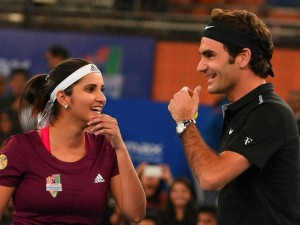 When Roger Federer Sent Message Concern Sania Mirza After Mumbai Attacks
