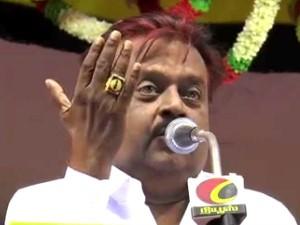 Vijayakanth Comments Tamil Nadu Budget