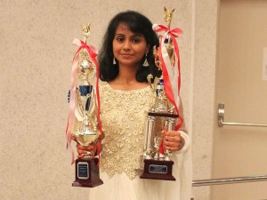 This 24 Year Old Chennai Woman S Whistling Won Her The World Championship