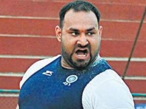 After Wrestler Narsingh Yadav Shot Putter Inderjeet Singh Fails
