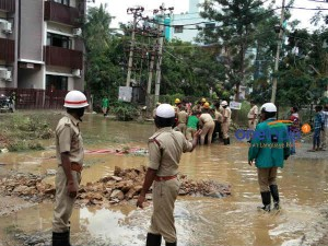 National Tv Channels Given Enough Importance The Bangalore Flood