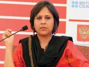 Barkha Dutt Slams Arnab Goswami Facebook Post