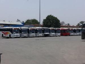Ksrtc Bus Staffs Strike Withdrawn