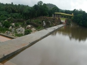 A Farmer From Tamilnadu Committed Suicide Pullur Dam