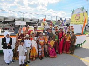 Indian Independence Day Celebration At Chicago