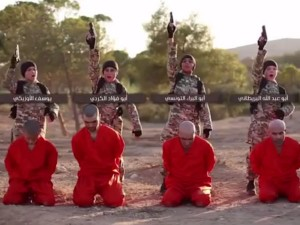 British Boy Executing Prisoner Is Video