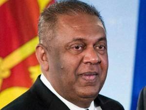 Sri Lankan Forgin Minister Accused Ltte