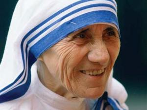 Mother Teresa S 106th Birthday