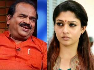 Nanjil Sampath Spokes About Nayanthara