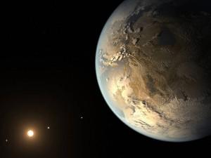 A New Planet Near Solar Family Found