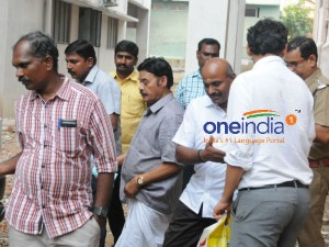 Srm Pachamuthu Slept At The Chennai Commissioner Office