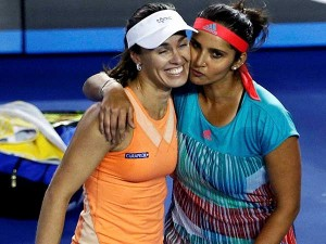 Martina Hingis Says Recent Poor Results Main Reason Split