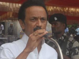 Dmk Plans August 22 Public Meeting Chennai Says Stalin