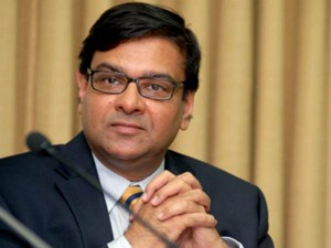 Urjit Patel Appoints As New Rbi Governor