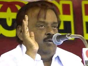 Vijayakanth On Train Looting