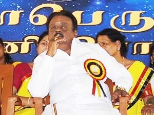 Arrest Warrant Withdrawn Against Vijayakanth