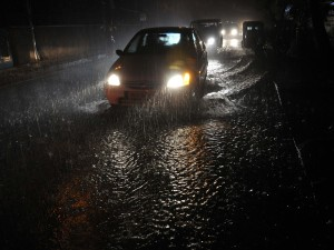 Heavy Rains Chennai Guindy