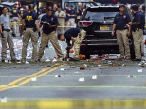 Thieves Helped Crack Chelsea Bombing Case