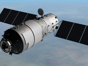 Chinese Space Station Will Crash Earth Next Year