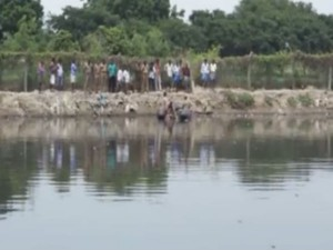 Man Body Found Chennai Coovam River