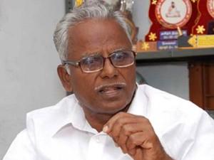 P Maniyarasan Statement Issues About Cauvery Supervisory Boa