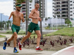 Over 4 400 Athletes Compete At Rio Paralympics