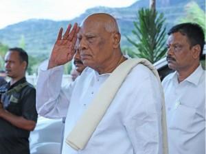 Term Tamil Nadu Governor K Rosaiah Ends Today