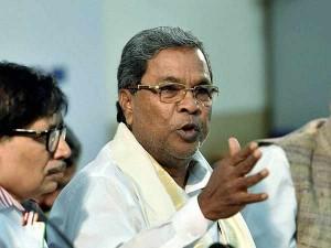 Karnataka Will Discuss With The Legal Experts Says Siddaramaiah