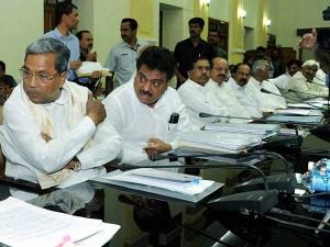 Karnataka Cabinet Will Decide The Next Step On Supreme Court