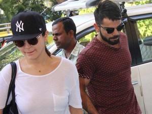 Kohli Anushka On The Verge A Break Up Again